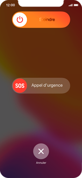Apple iPhone X - iOS 13 - Internet - configuration manuelle - Étape 11