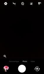Alcatel U3 - Photos, vidéos, musique - Prendre une photo - Étape 11