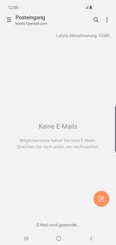 Samsung Galaxy S10 Plus - E-Mail - E-Mail versenden - Schritt 21