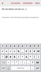Samsung Galaxy S6 Edge - E-mail - Hoe te versturen - Stap 11