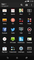 HTC One M8 - apps - account instellen - stap 3