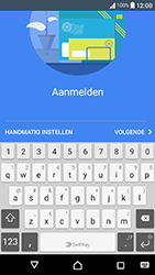 Sony Xperia X Compact (F5321) - E-mail - Account instellen (IMAP met SMTP-verificatie) - Stap 9