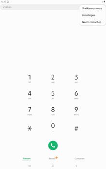 Samsung galaxy-tab-a-10-1-lte-2019-sm-t515 - Beveiliging en ouderlijk toezicht - Nummer blokkeren - Stap 5