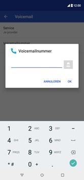 Wiko View 2 - Voicemail - handmatig instellen - Stap 10