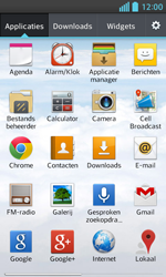 LG E460 Optimus L5 II - contacten, foto
