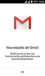 Alcatel U3 - E-mails - Ajouter ou modifier votre compte Gmail - Étape 4