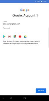 Samsung Galaxy Note9 - Applicazioni - Configurazione del negozio applicazioni - Fase 18