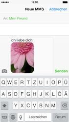 Apple iPhone 5 - MMS - Erstellen und senden - 15 / 17