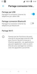 Alcatel 1X - Internet et connexion - Utiliser le mode modem par USB - Étape 8
