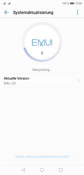Huawei P20 - Software - Installieren von Software-Updates - Schritt 6