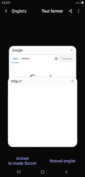 Samsung Galaxy J4 Plus - Internet - navigation sur Internet - Étape 16