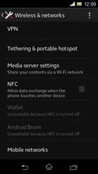 Sony C1905 Xperia M - Internet - Manual configuration - Step 5