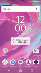 Sony Sony Xperia X (F5121) - Netwerk - Wijzig netwerkmodus - Stap 1