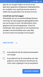 Samsung A320F Galaxy A3 (2017) - Android Oreo - Applicaties - Account instellen - Stap 15