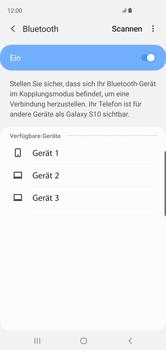 Samsung Galaxy S10 - Bluetooth - Geräte koppeln - Schritt 9