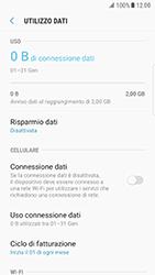 Samsung Galaxy S6 Edge - Android Nougat - Internet e roaming dati - Come verificare se la connessione dati è abilitata - Fase 6