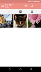 HTC Desire 530 - Photos, vidéos, musique - Envoyer une photo via Bluetooth - Étape 4