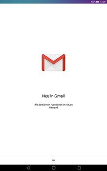 Huawei MediaPad T1 (10.0) LTE - E-Mail - Konto einrichten (gmail) - Schritt 4