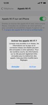 Apple iPhone 11 Pro - WiFi - Activez WiFi Calling - Étape 7