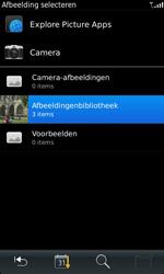 BlackBerry 9860 Torch - E-mail - E-mails verzenden - Stap 10