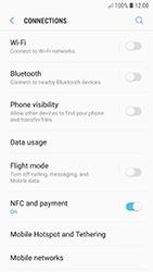 Samsung A320F Galaxy A3 (2017) - Android Oreo - Internet - Manual configuration - Step 5