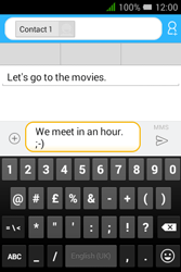 Alcatel Pixi 3 - 3.5 - MMS - Sending a picture message - Step 12