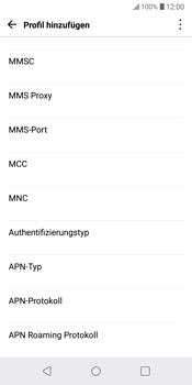 LG G6 - Android Oreo - MMS - Manuelle Konfiguration - Schritt 11
