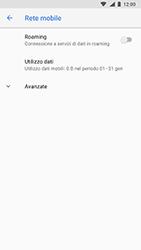 Nokia 8 - WiFi - Attivare WiFi Calling - Fase 7