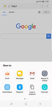 Samsung Galaxy S8 Plus - Internet - Internet browsing - Step 19