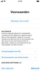 Apple iphone-se-met-ios-13-model-a1723 - Instellingen aanpassen - Nieuw toestel instellen - Stap 26