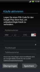 HTC S720e One X - Apps - Konto anlegen und einrichten - Schritt 13