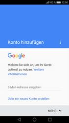 Huawei P9 - E-Mail - Konto einrichten (gmail) - Schritt 9