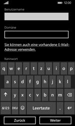 Nokia Lumia 635 - Apps - Einrichten des App Stores - Schritt 13
