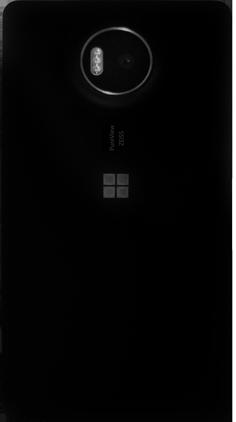 Microsoft Lumia 950 XL - Primeros pasos - Quitar y colocar la batería - Paso 5