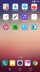 LG X Screen - Contactgegevens overzetten - delen via Bluetooth - Stap 3