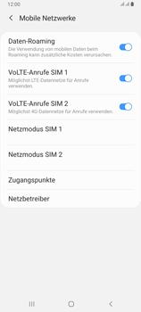Samsung Galaxy A80 - Ausland - Im Ausland surfen – Datenroaming - Schritt 9