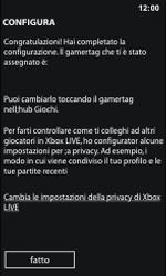 Nokia Lumia 800 / Lumia 900 - Applicazioni - Configurazione del negozio applicazioni - Fase 15