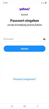 Samsung Galaxy A51 - E-Mail - 032b. Email wizard - Yahoo - Schritt 10
