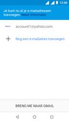 Nokia 1 - E-mail - handmatig instellen (yahoo) - Stap 13