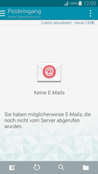 Samsung Galaxy S5 Mini - E-Mail - Konto einrichten (outlook) - 4 / 13