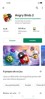 Oppo Find X2 Neo - Applications - Télécharger une application - Étape 17