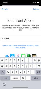 Apple iPhone X - iOS 13 - Données - créer une sauvegarde avec votre compte - Étape 5