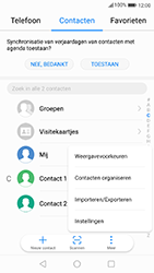 Huawei p10-met-android-oreo-model-vtr-l09 - Contacten en data - Contacten kopiëren van toestel naar SIM - Stap 4