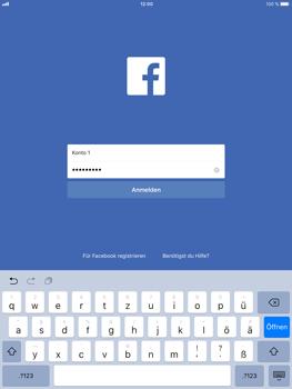 Apple iPad Mini 4 - iOS 11 - Automatisches Ausfüllen der Anmeldedaten - 7 / 7