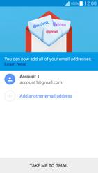 Samsung G530FZ Galaxy Grand Prime - E-mail - Manual configuration (gmail) - Step 14