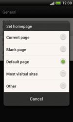 HTC T328e Desire X - Internet - Manual configuration - Step 20