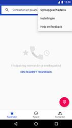 LG Nexus 5X - Android Oreo - Voicemail - handmatig instellen - Stap 6