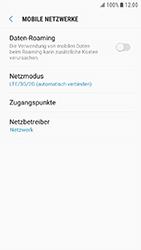Samsung G390F Galaxy Xcover 4 - Netzwerk - Netzwerkeinstellungen ändern - Schritt 6