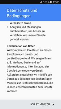 Samsung Galaxy A8 - Apps - Einrichten des App Stores - Schritt 17