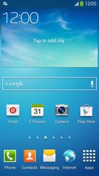 Samsung I9505 Galaxy S IV LTE - MMS - Automatic configuration - Step 3